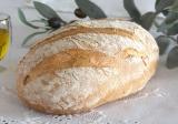 Chleb Virgin z oliwkami i oliwą virgin